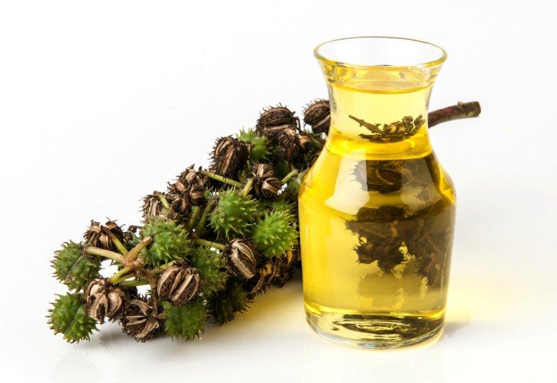Крем для рук з рициновою олією
